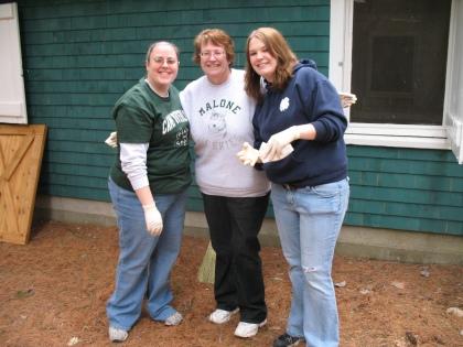 Charina, Judy, & Alaina