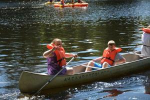 Canoeing 2014