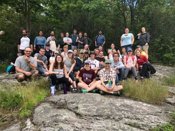Staff Hike photo 2017